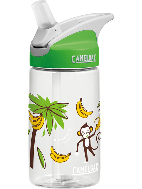 CamelBak Eddy Kindertrinkflasche 400ml Monkey Around